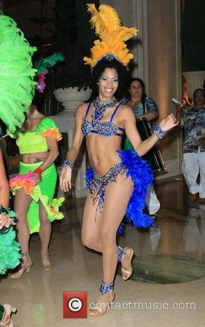 Samba Dancer and Las Vegas