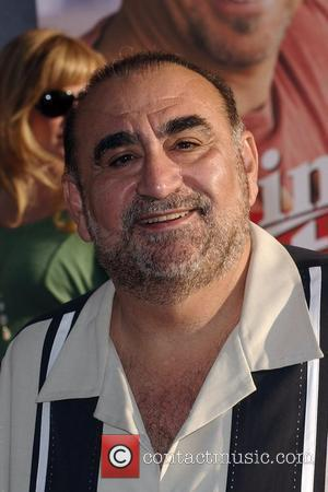 Ken Davitian World premiere of 'Swing Vote' held at the El Capitan Theater - Arrivals Hollywood, California - 24.07.08