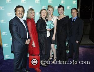 Majid Majidi, Gillian Armstrong, Laura Hastings-smith, Essie Davis, Nansun Shi and Scott Foundas