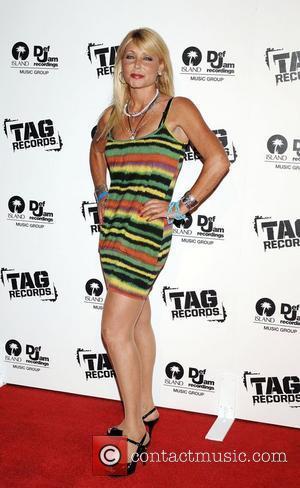 Pamela Bach and Def Jam