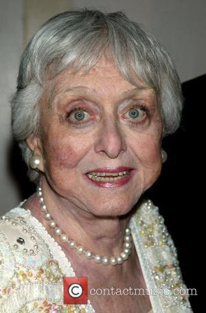 Celeste Holm At the afterparty for the Opening Night of the Broadway musical A Tale of Two Cities held at...