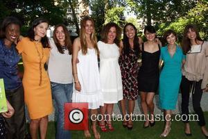 June Sarprong, Yasmin Mills, Melanie Blatt, Yasmin Le Bon, Tara Smith, Rosario Dawson, Guest, Natalie Imbruglia and Lisa B Tara...