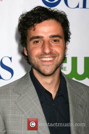 David Krumholtz CBS TCA Summer 08 party held at Boulevard 3  Los Angeles, California - 18.07.08