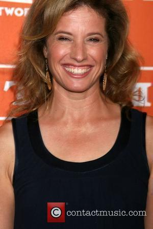 Nancy Travis Turner Broadcasting's TCA Summer Party - Arrivals held at the Beverly Hilton Hotel Los Angeles, California - 11.07.08