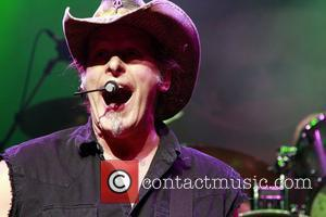 Ted Nugent perfroming live at the at the Indigo� at The O2 Arena. London, England -14.07.08
