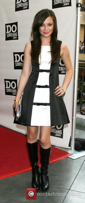 Malese Jow  The 'Do Something Awards', the pre-party of 'Teen Choice 2008' at the Level 3 Club at Hollywood...