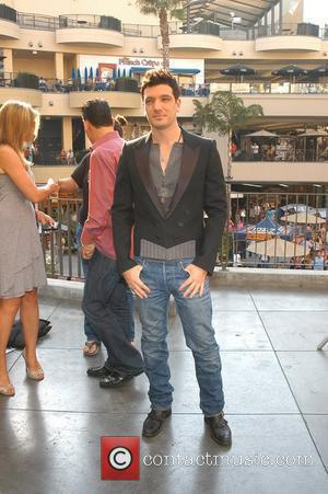 JC Chasez The 'Do Something Awards', the pre-party of 'Teen Choice 2008' at the Level 3 Club at Hollywood &...