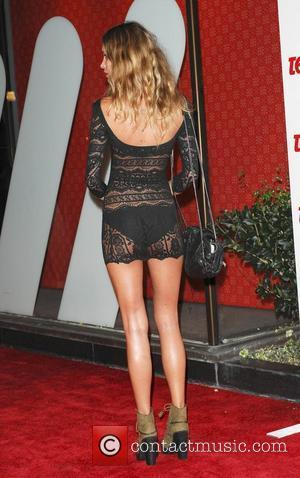 Erin Wasson 6th Annual Teen Vogue Young Hollywood Party held at Los Angeles County Museum of Art (LACMA) - Arrivals...
