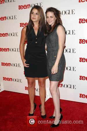 Nikki Reed and Guest 6th Annual Teen Vogue Young Hollywood Party held at Los Angeles County Museum of Art (LACMA)...