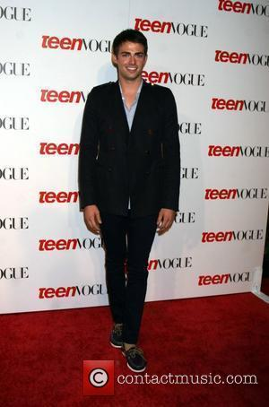 Jonathan Bennett 6th Annual Teen Vogue Young Hollywood Party held at Los Angeles County Museum of Art (LACMA) - Arrivals...