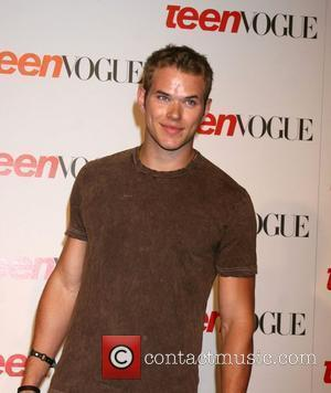 Kellan Lutz 6th Annual Teen Vogue Young Hollywood Party held at Los Angeles County Museum of Art (LACMA) - Arrivals...