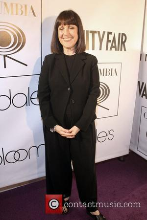 Lisa Robinson and Vanity Fair