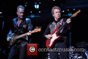 Sting and Madison Square Garden