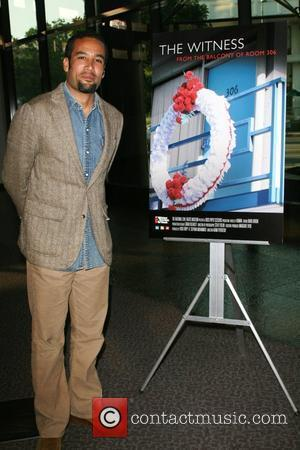 Ben Harper National Civil Rights Museum Private Screening of 'The Witness: From the Balcony of Room 306' held at the...