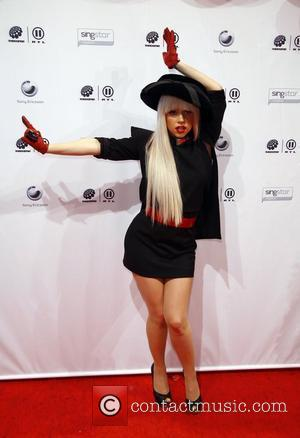 Lady Gaga The Dome 47 at SAP Arena - Red carpet arrivals Mannheim, Germany - 29.08.08