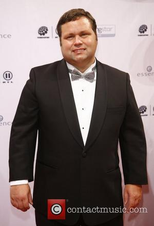 Paul Potts The Dome 47 at SAP Arena - Red carpet arrivals Mannheim, Germany - 29.08.08