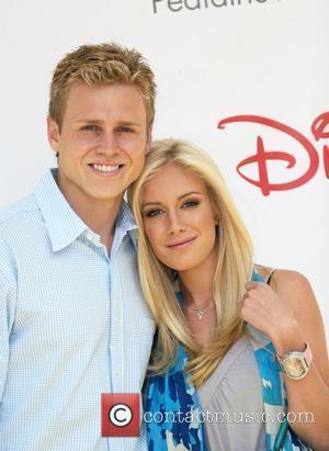 Spencer Pratt and Heidi Montag