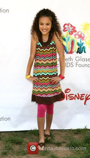 Madison Pettis  Time for Heroes celebrity carnival to benefit The Elizabeth Glaser Pediatic Aids Foundation. Los Angeles, California -...