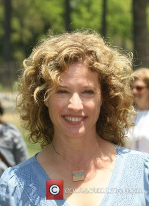 Nancy Travis A Time For Heroes Celebrity Carnival to Benefit The Elizabeth Glaser Pediatric AIDS Foundationheld at Wadsworth Theater Los...