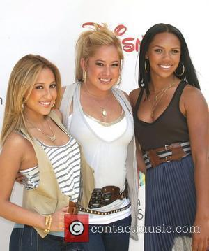 Kiely Williams, Sabrina Bryan, and Adrienne Bailon Time for Heroes celebrity carnival to benefit The Elizabeth Glaser Pediatic Aids Foundation....