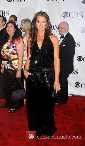 Brooke Shields The 62nd Tony Awards at the Radio City Music Hall - Arrivals New York City, USA - 15.06.08