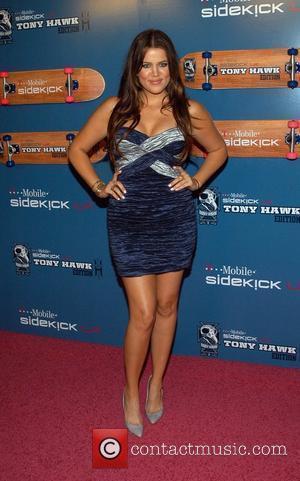 Khloe Kardashian and Tony Hawk