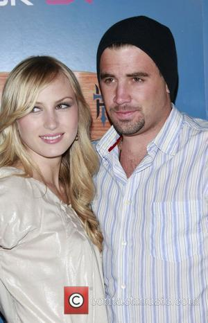 Jason Wahler and Katja Decker-Sadowski