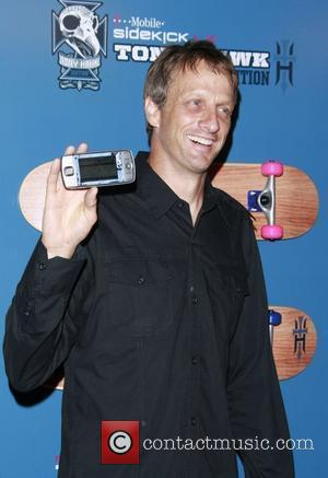 Tony Hawk The Launch Party of the T-Mobile Sidekick LX Tony Hawk Edition - Arrivals Hollywood, California - 01.08.08