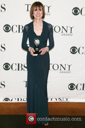 Jean Doumanian  The 62nd Tony Awards at the Radio City Music Hall - Press Room New York City, USA...