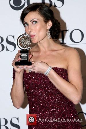 Laura Benanti The 62nd Tony Awards at the Radio City Music Hall - Press Room New York City, USA -...