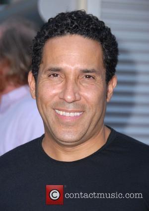 Oscar Nunez arriving at the 'Towelhead' Premiere at the ArcLight Theaters Los Angeles, California - 03.09.08