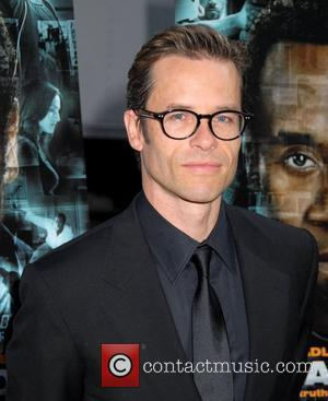 Guy Pearce New York premiere of 'Traitor' at Regal Union Square Stadium 14 - arrivals New York City, USA -...