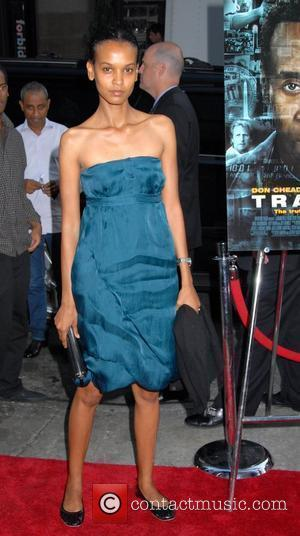 Liya Kebede  New York premiere of 'Traitor' at Regal Union Square Stadium 14 - arrivals New York City, USA...