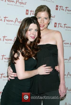 Heather Matarazzo and Her Girlfriend Caroline Murphy