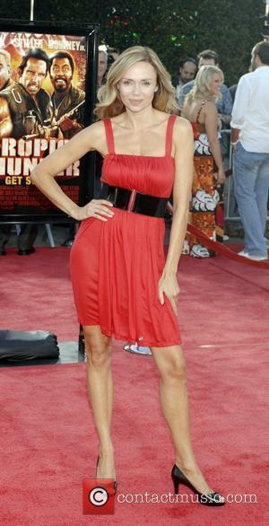 Vanessa Angel Los Angeles premiere of Tropic Thunder held at Mann's Village Theatre - Arrivals California, USA - 11.08.08