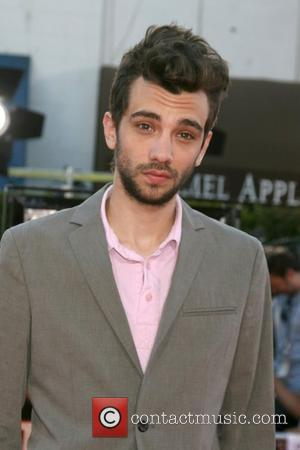 Jay Baruchel Los Angeles premiere of Tropic Thunder held at Mann's Village Theatre - Arrivals California, USA - 11.08.08