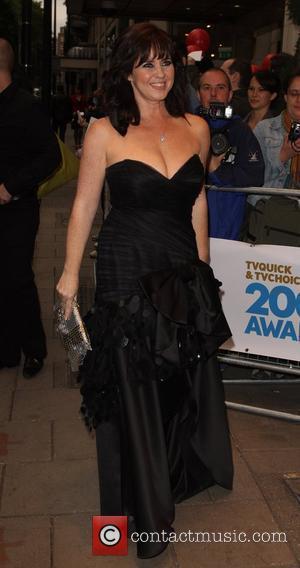Coleen Nolan, arrive at TV Quick & TV Choice Awards at The Dorchester. England - 08.09.09