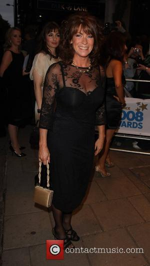 Deena Payne, arrive at TV Quick & TV Choice Awards at The Dorchester. England - 08.09.09