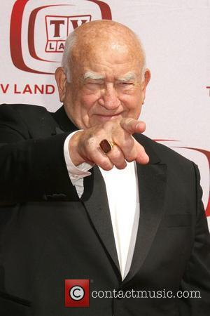 Edward Asner The 6th Annual 'TV Land Awards' - Arrivals held at Barker Hanger Santa Monica, California - 08.06.08