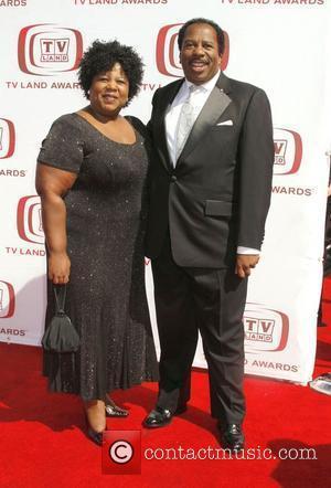 Leslie David Baker The 6th Annual 'TV Land Awards' - Arrivals held at Barker Hanger Santa Monica, California - 08.06.08