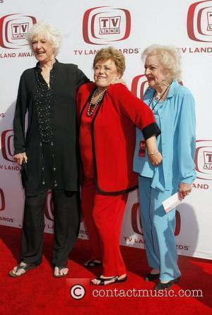 Beatrice Arthur, Rue Mcclanahan and Betty White