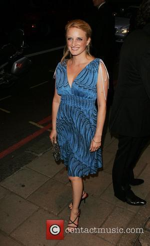 Nicola Wheeler, arrive at TV Quick & TV Choice Awards at The Dorchester. England - 08.09.08
