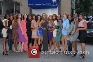 Jessica White, Selita Ebanks, Pat Cleveland, Toccara Jones, Veronica Webb, Chanel Iman, Tyra Banks, Beverly Johnson, Noemie Lenoir and Stacey...