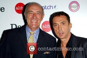 Len Goodman and Bruno Tonioli  UKTV Entertainment Upfronts 2008 - Photocall London, England - 17.09.08