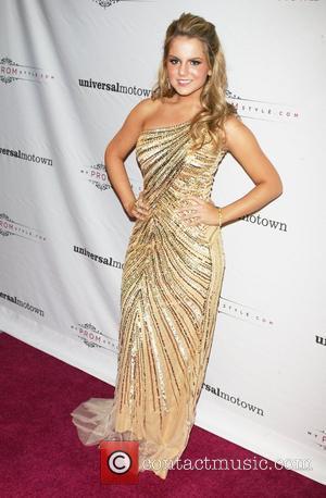 JoJo Hearst Magazines and Universal Motown Host 'Ultimate Prom' at the Grand Hyatt - Arrivals New York City, USA -...