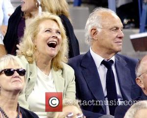 Candice Bergen 2008 US Open - Day 10 New York City, USA - 03.09.08
