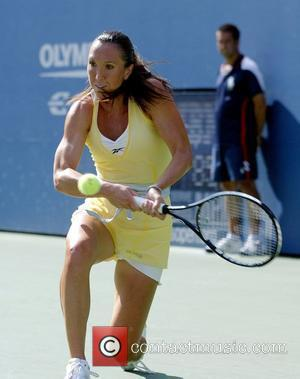 Jelena Jankovic 2008 US Open - Day 12 New York City, USA - 05.09.08