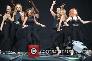Girls Aloud, V Festival