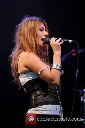Gabriella Cilmi  V2008 Festival at Hylands Park - Day 2 Chelmsford, England - 17.08.08