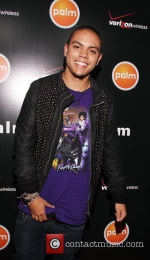 Evan Ross Verizon Palm Centro Launch Party at Elevate Lounge Los Angeles, California - 26.06.08